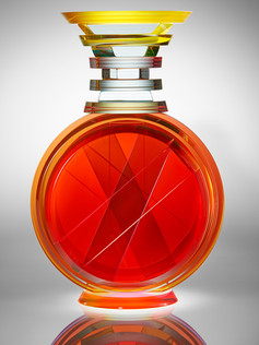 Polished Vertical Vase Series