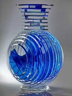 Vertical Vase Series