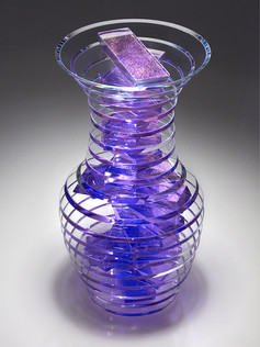 Middy Polished Plate Glass Vase Series