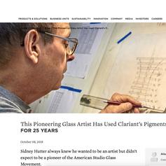 Clariant Blog post