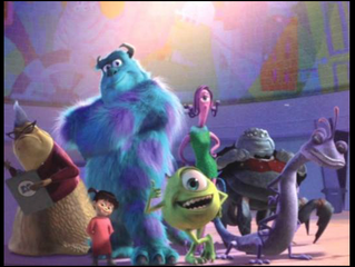 Monsters Inc. Education