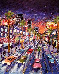 Sunset Boulevard III