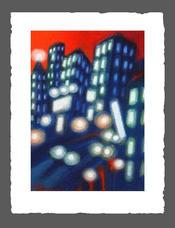City Sunset II