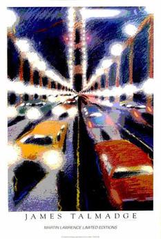 New York Exhibition Poster
