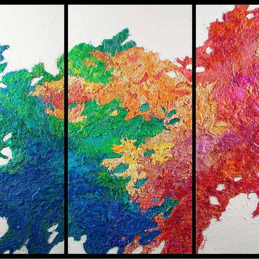 Subduction Triptych
