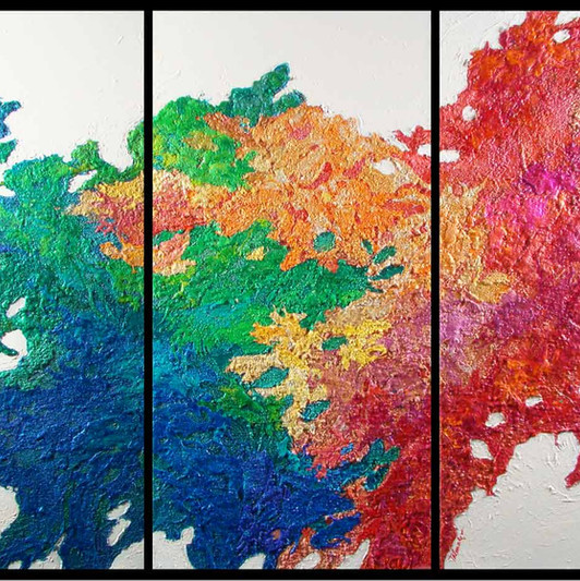 Subduction Trptych