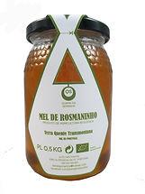 mel biológico quinta da serrinha