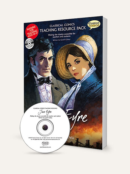 Jane Eyre - Study Pack