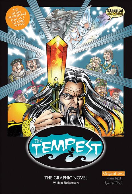 The Tempest - Original text