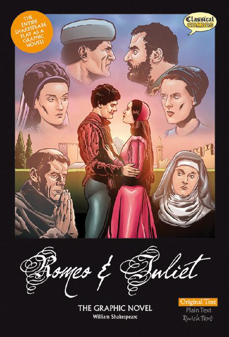 Romeo & Juliet - Original text