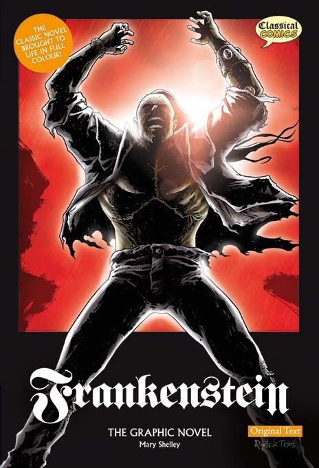 Frankenstein - Original text