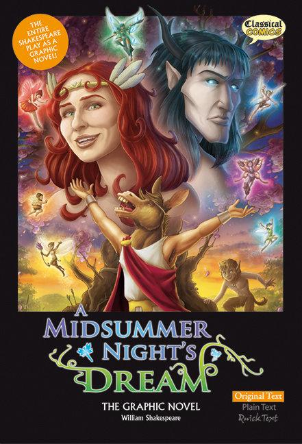 A Midsummer Night's Dream - Original text