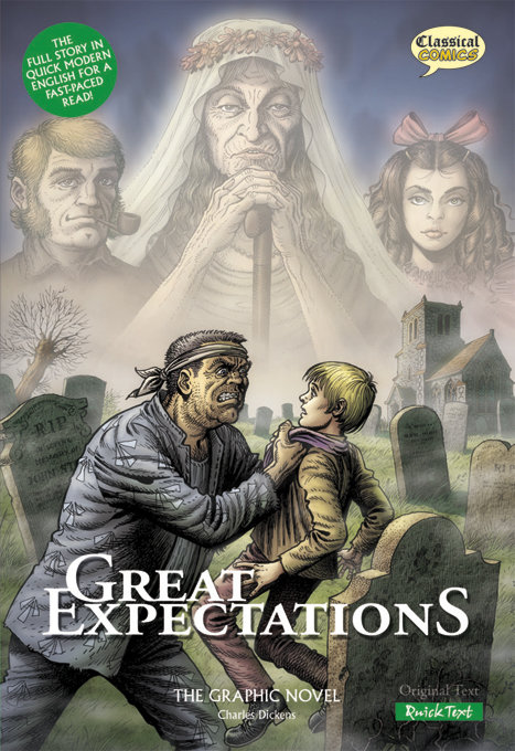 Great Expectations - Quick text
