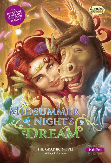 A Midsummer Night's Dream - Plain text