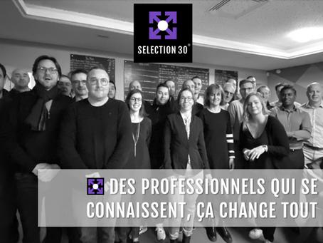 2020 c'est parti : 1ère réunion pour les membres de SELECTION 30, réseau d'entreprises à Nîmes