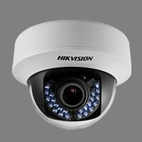 HVHD Internal Static 40m IR VF Dome Camera 1080p
