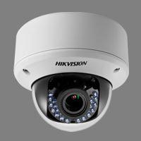 HVHD External Static 40m IR VF Dome Camera 1080p