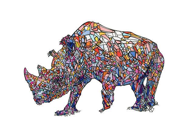 bianca trevino white rhino