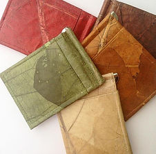 vegan, men, wallet, handmade, eco-friendly, vegan, leaf, nature, love