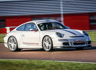 Stage Pilotage Coaching Porsche 911 GT3