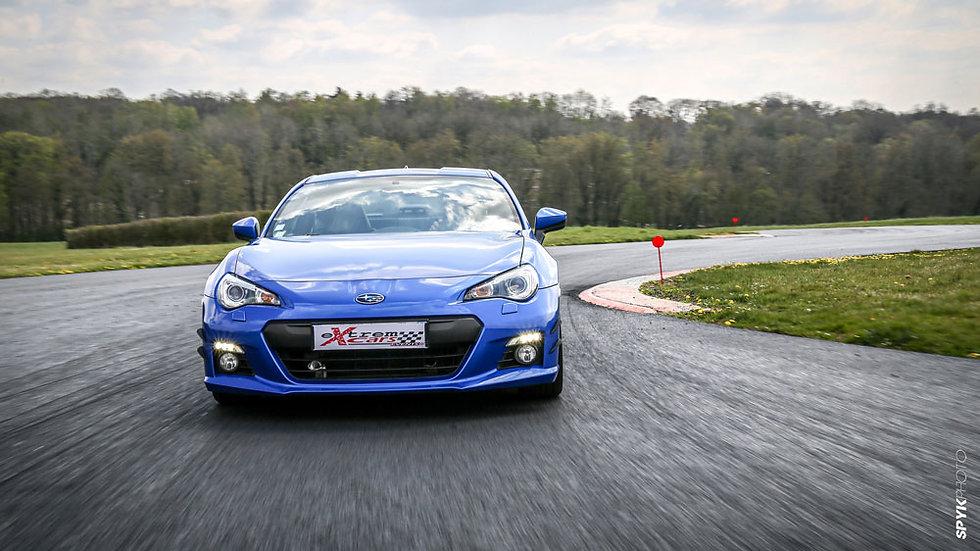 Stage Pilotage Coaching Subaru BRZ - Circuit de Magny-Cours - Extrem Cars