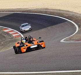 KTM X-BOW Light - Coaching pilotage sur circuit - Extrem Cars