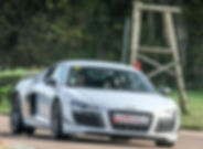 Conduire une Audi R8 V10 GT