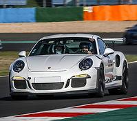Location Porsche 991 GT3 RS - Circuit des Ecuyers