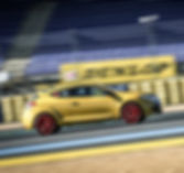 Megane 3 RS Cup Coaching pilotage - Extrem Cars