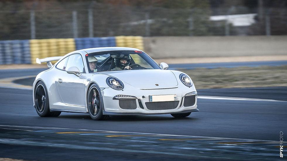 Stage Pilotage Coaching Porsche 991 GT3 - Circuit de la Ferté-Gaucher