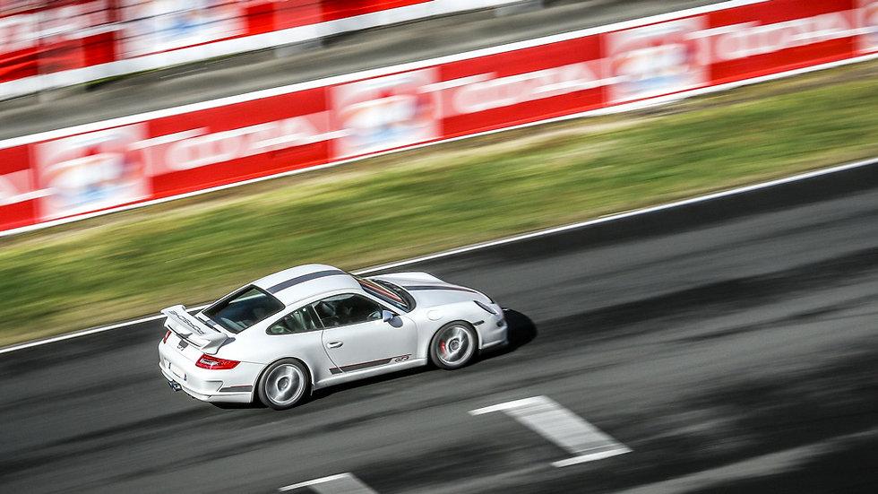 Stage Pilotage Coaching Porsche 911 GT3 - Circuit de Dijon Prenois - Extrem Cars