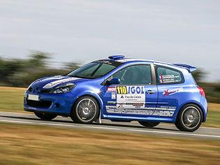 Coaching Pilotage Renault Clio 3 RS
