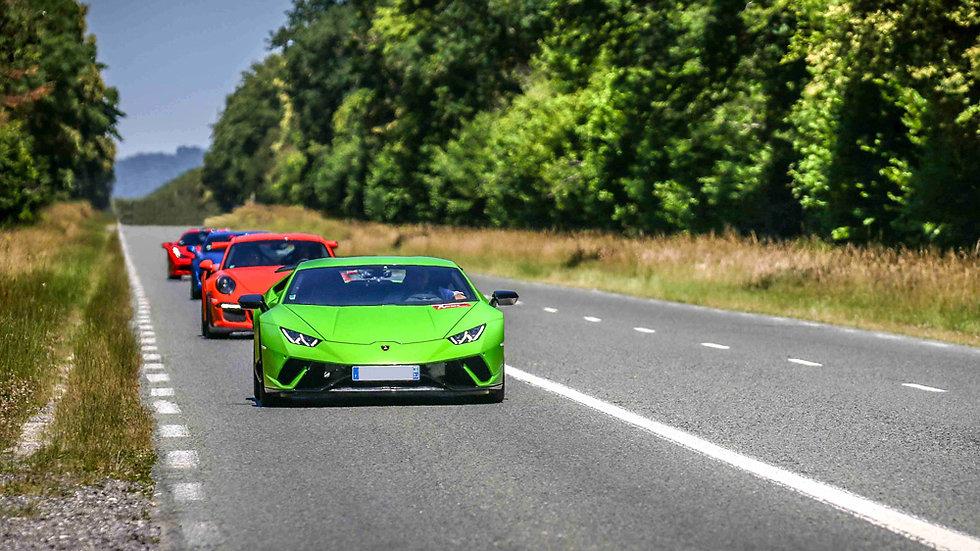 Road Trip des 3 châteaux Compiègne - Extrem Cars