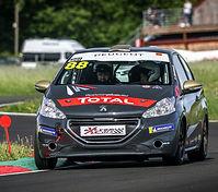 Stage de Pilotage Peugeot 208 Racing Cup - Circuit des Ecuyers