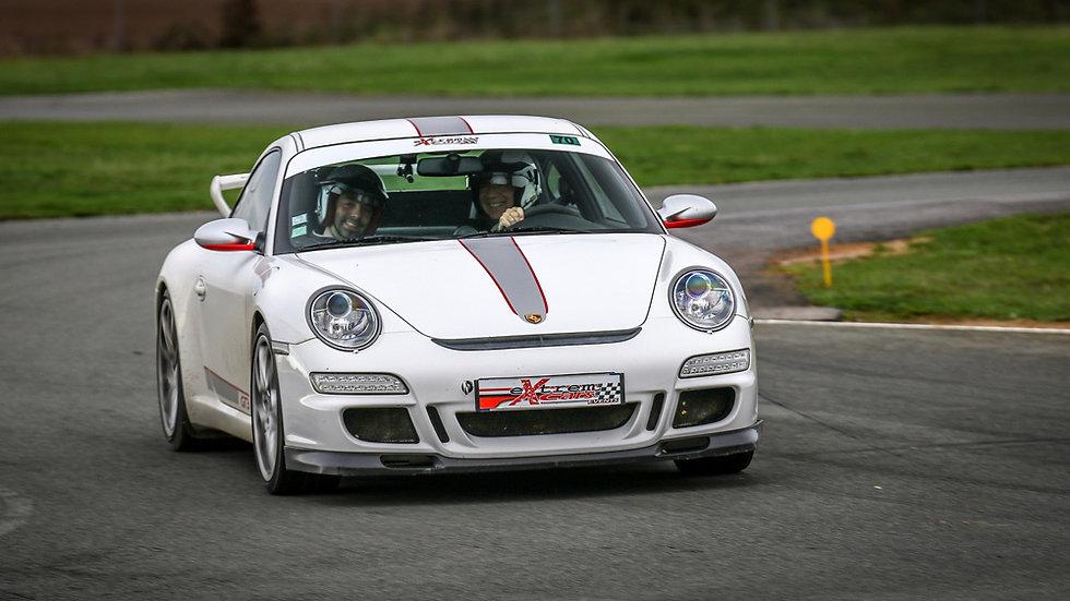 Stage Pilotage Coaching Porsche 911 GT3 - Circuit des Ecuyers - Extrem Cars