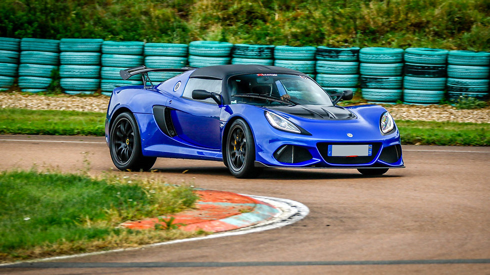 Stage Pilotage Coaching Lotus Exige V6 410 - Circuit de Clastres - Extrem Cars