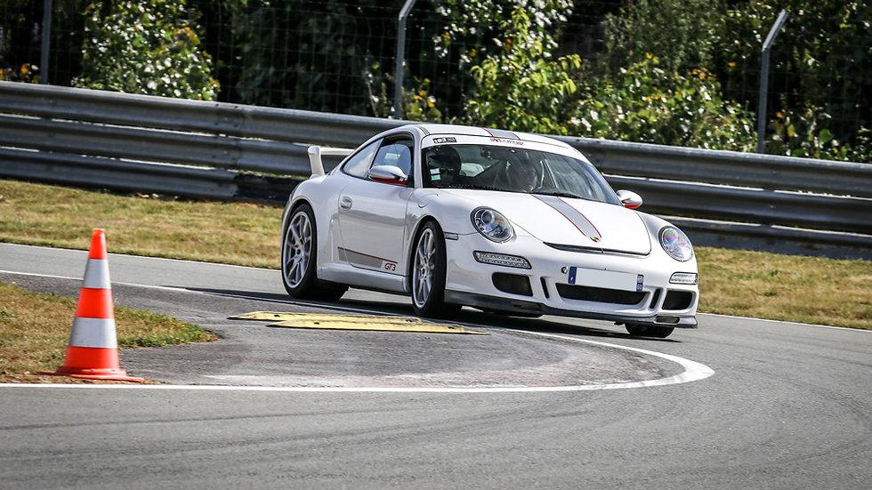 Piloter une Porsche 911 GT3 sur circuit- Circuit de Clastres