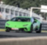 Lamborghini Huracan Performante - Coaching pilotage