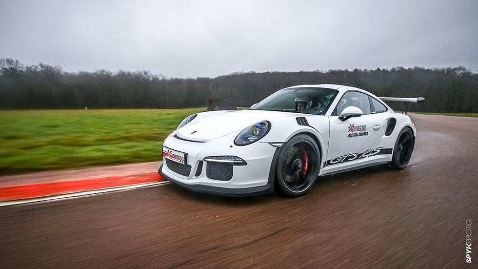 Stage de Pilotage Porsche 991 GT3 RS - Circuit de Clastres