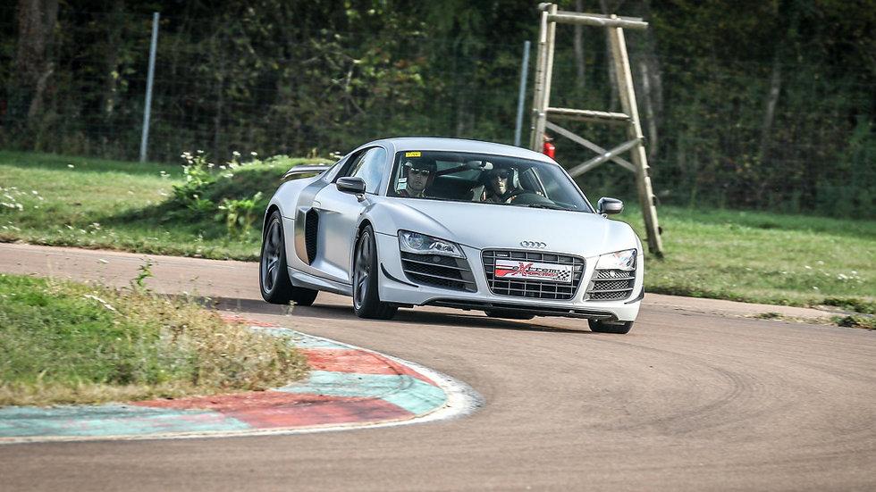 Stage de Pilotage Audi R8 V10 GT - Extrem Cars