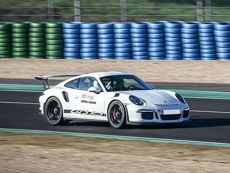 Location Porsche 911 GT3 RS sur circuit - Extrem Cars