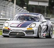 Stage de Pilotage Porsche Cayman GT4 Clubsport - Circuit des Ecuyers