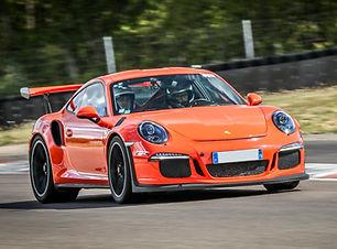 Coaching Pilotage Porsche 991 GT3 RS sur circuit