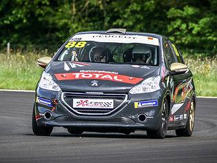 Stage de Pilotage Peugeot 208 Racing Cup circuit