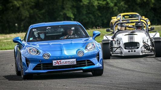 Trackdays - Extrem Cars - Circuit de Clastres, circuit des Ecuyers, roulage libre sur circuit automobile