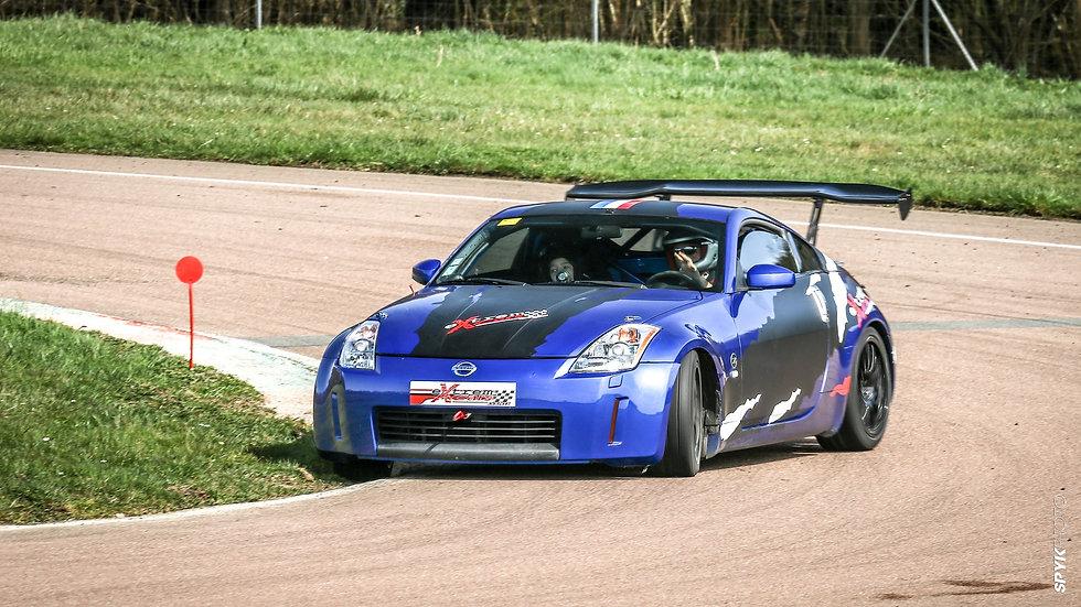 Stage Drift en Nissan 350Z - Extrem Cars