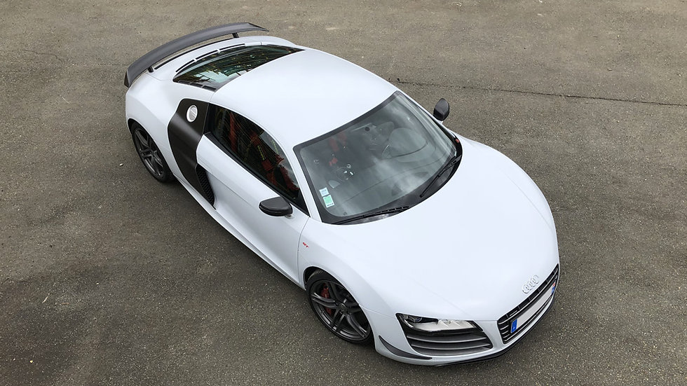 Conduire une Audi R8 V10 GT - Extrem Cars