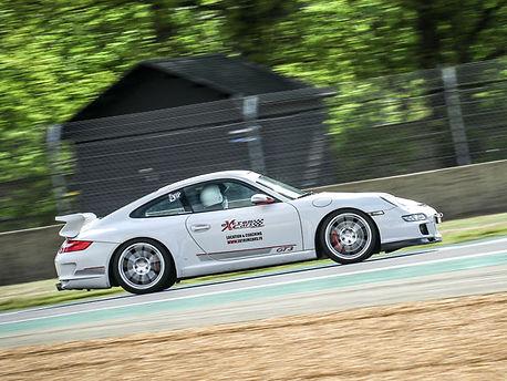 Location Porsche 911 GT3 sur circuit - Extrem Cars