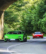 Conduire une Ferrari - Balade routière e Ferrari