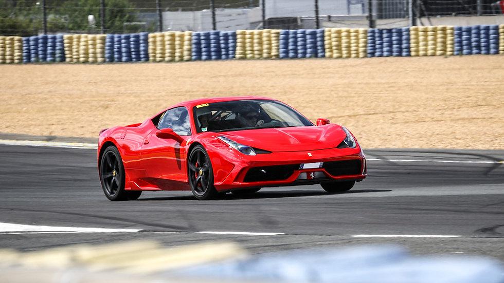 Stage de Pilotage Ferrari 458 Spéciale - Extrem Cars